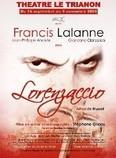 Lorenzaccio Compagnie Stéphane Gildas Françis Lalanne